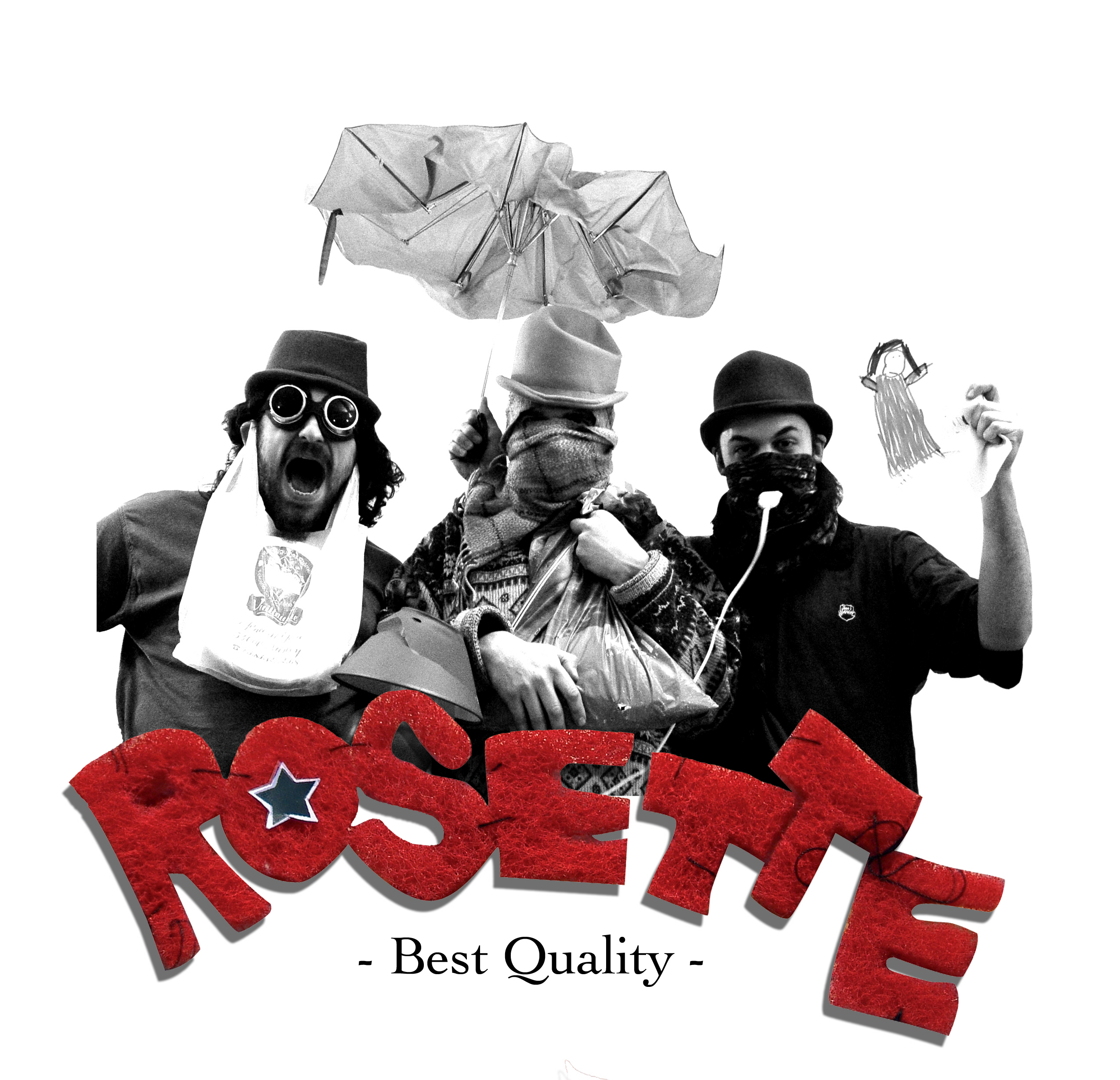 Rosette / photo : Sam Parmentier